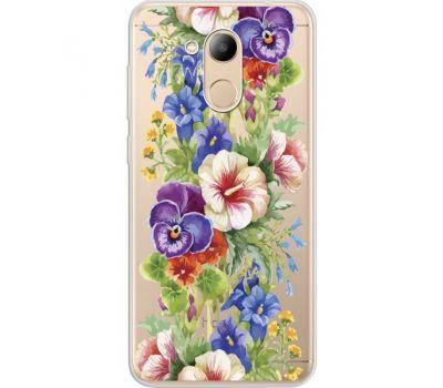 Силиконовый чехол BoxFace Huawei Honor 6C Pro Summer Flowers (34984-cc34)