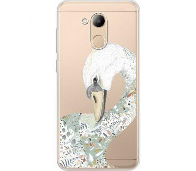 Силиконовый чехол BoxFace Huawei Honor 6C Pro Swan (34984-cc24)
