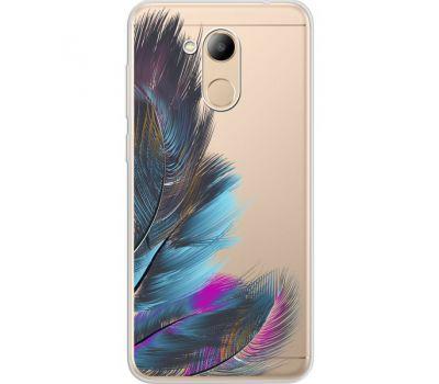 Силиконовый чехол BoxFace Huawei Honor 6C Pro Feathers (34984-cc48)