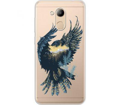 Силиконовый чехол BoxFace Huawei Honor 6C Pro Eagle (34984-cc52)