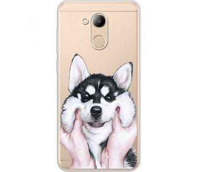 Силиконовый чехол BoxFace Huawei Honor 6C Pro Husky (34984-cc53)