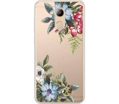 Силиконовый чехол BoxFace Huawei Honor 6C Pro Floral (34984-cc54)
