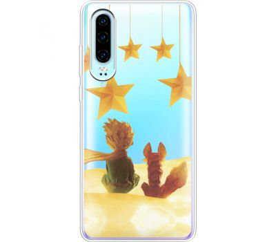 Силиконовый чехол BoxFace Huawei P30 Little Prince (36852-cc63)