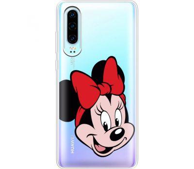 Силиконовый чехол BoxFace Huawei P30 Minnie Mouse (36852-cc19)