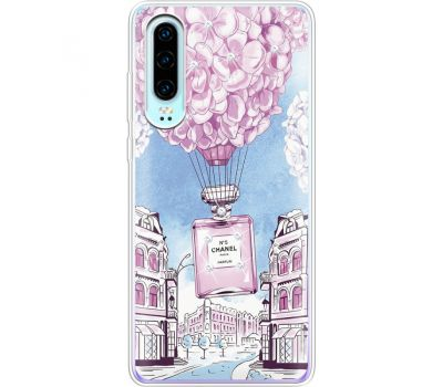 Силиконовый чехол BoxFace Huawei P30 Perfume bottle (936852-rs15)