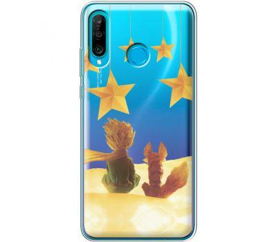 Силиконовый чехол BoxFace Huawei P30 Lite Little Prince (36872-cc63)