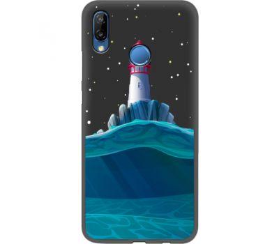 Силиконовый чехол BoxFace Huawei P20 Lite Lighthouse (35158-bk58)