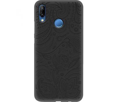 Силиконовый чехол BoxFace Huawei P20 Lite (35158-bk1)