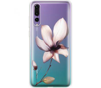 Силиконовый чехол BoxFace Huawei P20 Pro Magnolia (36195-cc8)