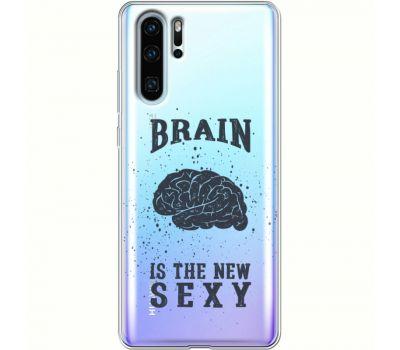 Силиконовый чехол BoxFace Huawei P30 Pro Sexy Brain (36856-cc47)