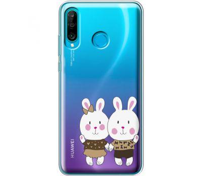 Силиконовый чехол BoxFace Huawei P30 Lite (36872-cc30)