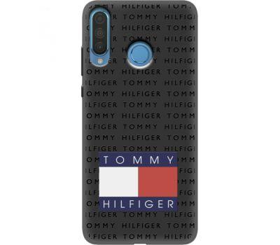 Силиконовый чехол BoxFace Huawei P30 Lite Tommy Print (37511-bk47)