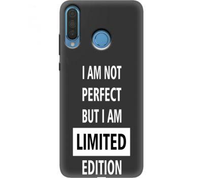 Силиконовый чехол BoxFace Huawei P30 Lite limited edition (37511-bk73)