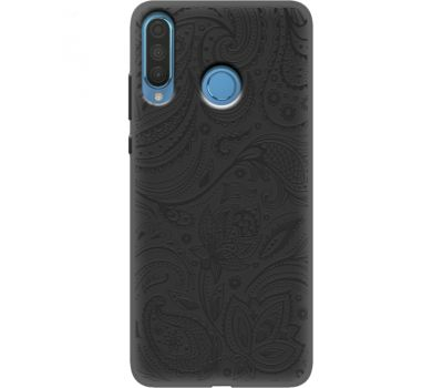 Силиконовый чехол BoxFace Huawei P30 Lite (37511-bk1)