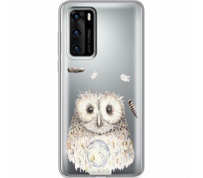 Силиконовый чехол BoxFace Huawei P40 (39747-cc23)
