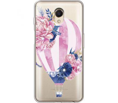 Силиконовый чехол BoxFace Meizu M6s Pink Air Baloon (935011-rs6)