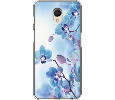 Силиконовый чехол BoxFace Meizu M6s Orchids (935011-rs16)