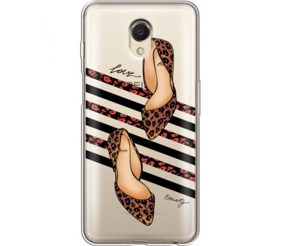 Силиконовый чехол BoxFace Meizu M6s Love Beauty (35011-cc65)