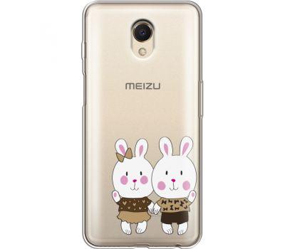 Силиконовый чехол BoxFace Meizu M6s (35011-cc30)