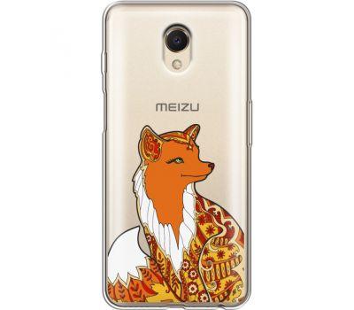 Силиконовый чехол BoxFace Meizu M6s (35011-cc35)