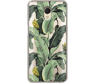 Силиконовый чехол BoxFace Meizu M6s Banana Leaves (35011-cc28)