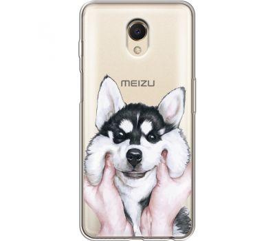 Силиконовый чехол BoxFace Meizu M6s Husky (35011-cc53)