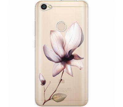Силиконовый чехол BoxFace Xiaomi Redmi Note 5A Prime Magnolia (35076-cc8)