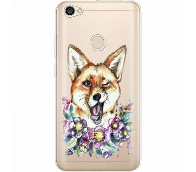 Силиконовый чехол BoxFace Xiaomi Redmi Note 5A Prime Winking Fox (35076-cc13)