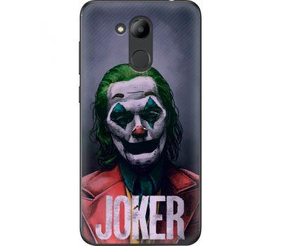 Силиконовый чехол BoxFace Huawei Honor 6C Pro Joker (33132-up2266)