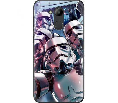 Силиконовый чехол BoxFace Huawei Honor 6C Pro Stormtroopers (33132-up2310)