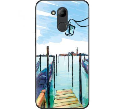 Силиконовый чехол BoxFace Huawei Honor 6C Pro (33132-up2382)