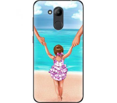 Силиконовый чехол BoxFace Huawei Honor 6C Pro Happy child (33132-up2384)