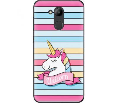 Силиконовый чехол BoxFace Huawei Honor 6C Pro Unicorn (33132-up2401)