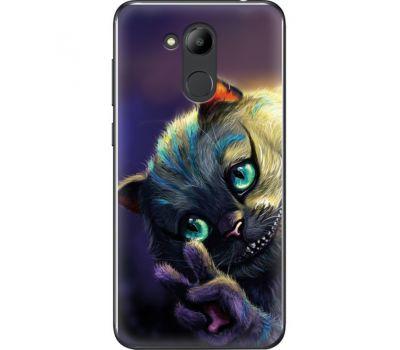 Силиконовый чехол BoxFace Huawei Honor 6C Pro Cheshire Cat (33132-up2404)