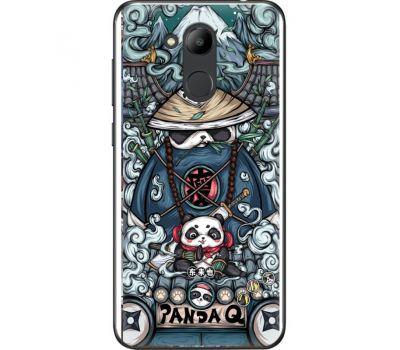 Силиконовый чехол BoxFace Huawei Honor 6C Pro Panda Q (33132-up2411)