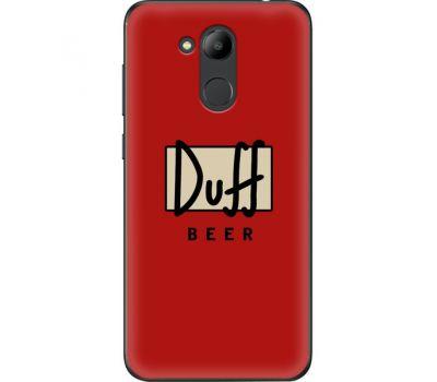 Силиконовый чехол BoxFace Huawei Honor 6C Pro Duff beer (33132-up2427)