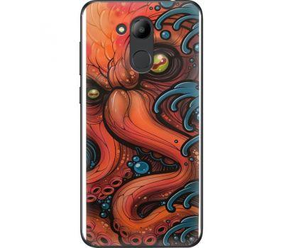 Силиконовый чехол BoxFace Huawei Honor 6C Pro Octopus (33132-up2429)