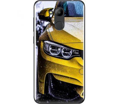Силиконовый чехол BoxFace Huawei Honor 6C Pro Bmw M3 on Road (33132-up2439)