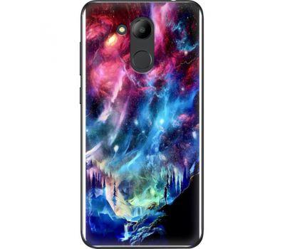 Силиконовый чехол BoxFace Huawei Honor 6C Pro Northern Lights (33132-up2441)