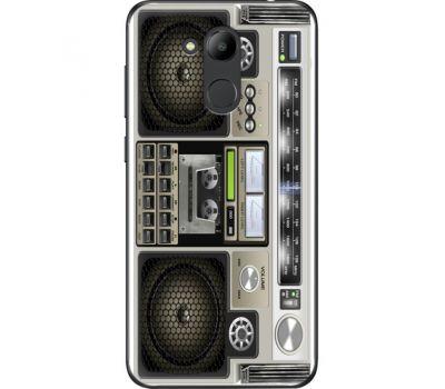 Силиконовый чехол BoxFace Huawei Honor 6C Pro Old Boombox (33132-up2446)