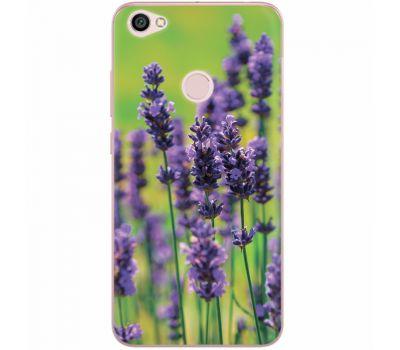 Силиконовый чехол BoxFace Xiaomi Redmi Note 5A Prime Green Lavender (32183-up2245)