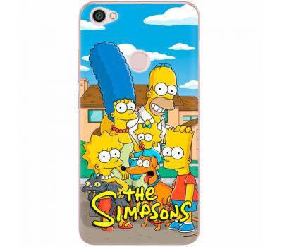 Силиконовый чехол BoxFace Xiaomi Redmi Note 5A Prime The Simpsons (32183-up2391)