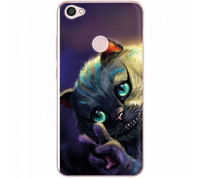 Силиконовый чехол BoxFace Xiaomi Redmi Note 5A Prime Cheshire Cat (32183-up2404)