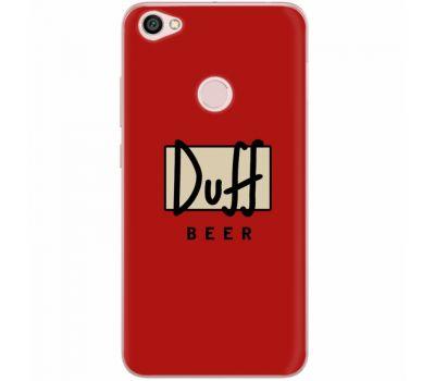 Силиконовый чехол BoxFace Xiaomi Redmi Note 5A Prime Duff beer (32183-up2427)