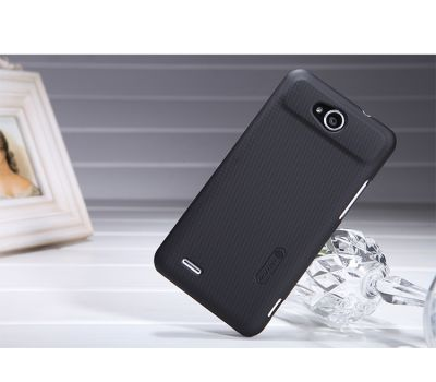 Nillkin Super Frosted shield для ZTE V987 Черный