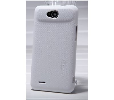 Nillkin Super Frosted shield для ZTE V987 Черный 2117