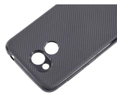 Чехол для Huawei Honor 6С Pro Carbon Protection черный 2431129