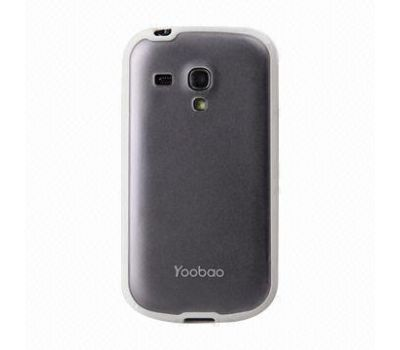 Чехол для Samsung Galaxy S3 (i8190) mini Yoobao black 3848