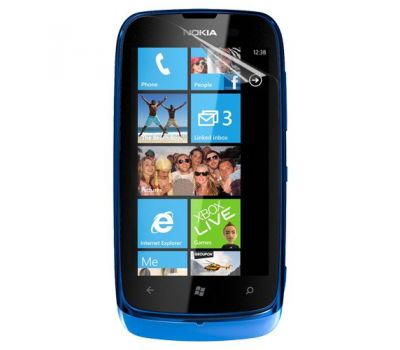 Пленка Nokia Lumia 610 глянец