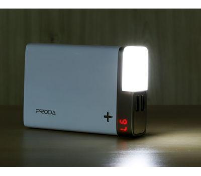 Фото №6 - Внешний аккумулятор power bank Proda CRAVE PPL-20 12000mAh green 337569
